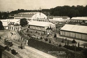 comptoir suisse ancien